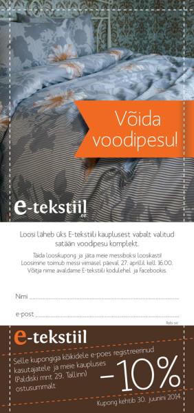 E-tekstiil flaier